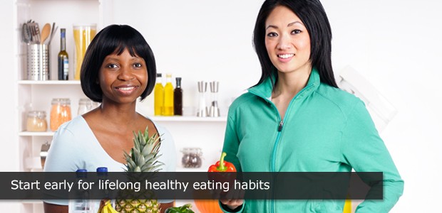 Start Early for Lifelong Healthy Eating Habits | AHS Blog
