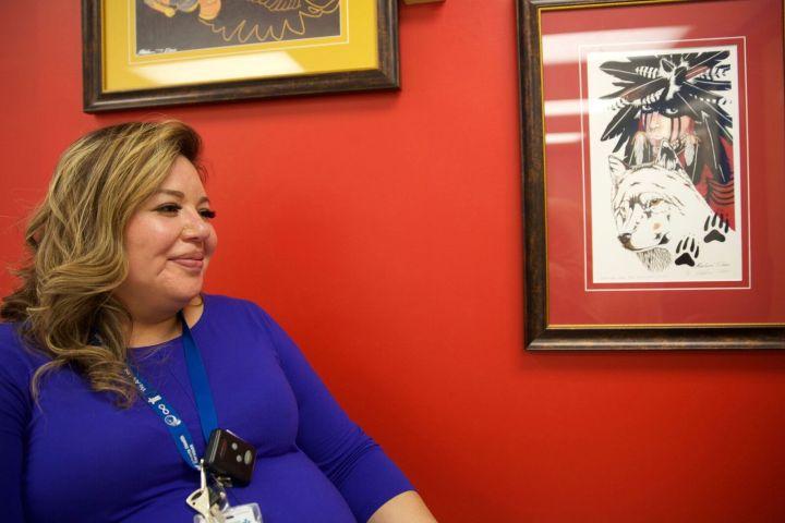 Noella Indigenous Helper