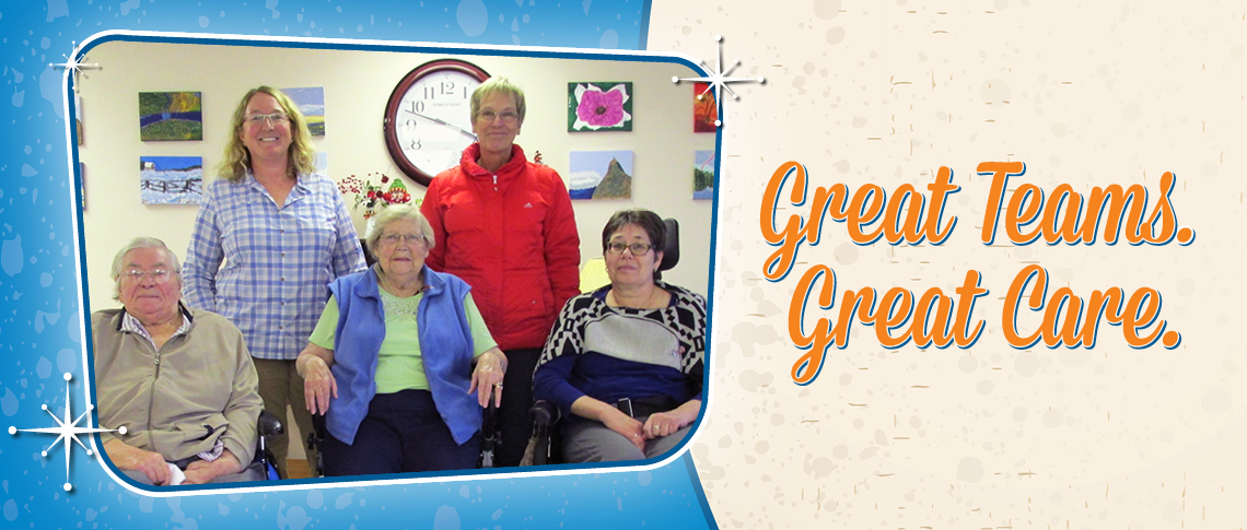 Fairview Continuing Care Recreation Therapy