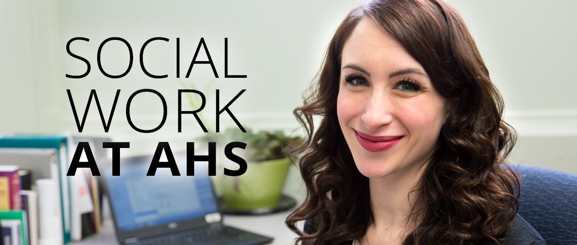 Social Work at AHS
