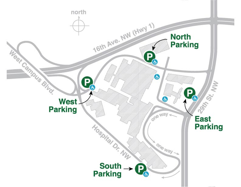 Foothills Medical Centre Parking Project Alberta Health Services