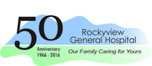 Rockyview is 50 years old this year