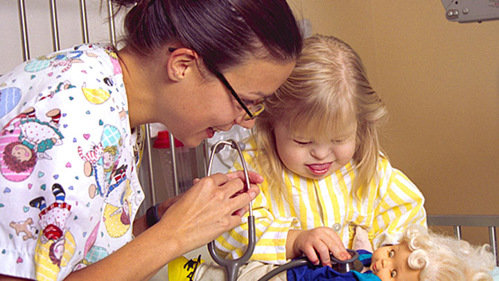 Coming to the Stollery
