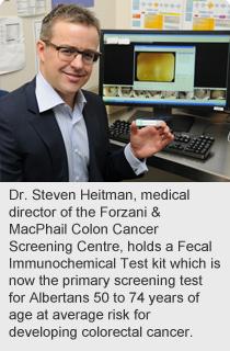 More than 80,000 Albertans take new screening test | Alberta