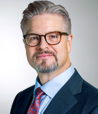 Board Chair David T. Weyant