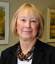 Board Chair Linda Hughes
