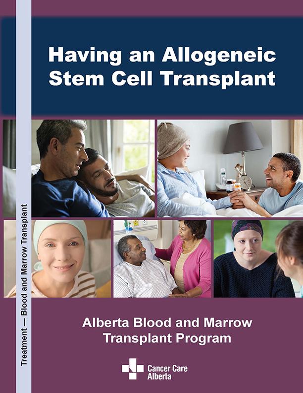 Having an Allogeneic Stem Cell Transplant