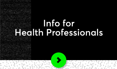 info for health pros