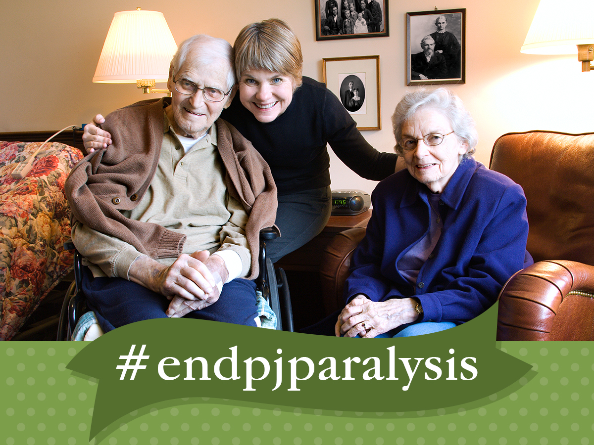 End PJ Paralysis