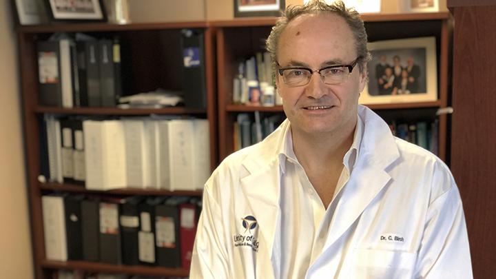 Dr. Colin Birch