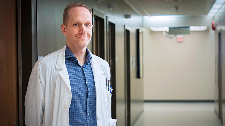 Dr. Nicholas Mitchell