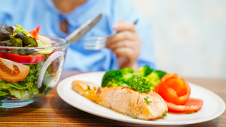 Over 65? Stay Strong with Nutrition   Alberta Health Services