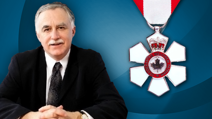 Order of Canada welcomes six associated with AHS