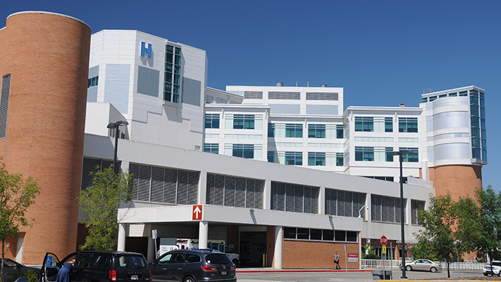 Rockyview General Hospital in Calgary has been named No. 6 out of a total of 41 on the short list of best Canadian hospitals.
